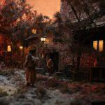 Presepe diorama 2010 2011 Fabio Modeo