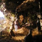 Natività nella grotta di Fabio Modeo
