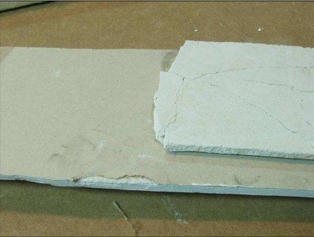 utilizzi del carton-gesso per i presepi