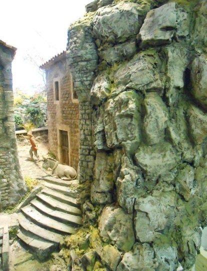 roccia presepe