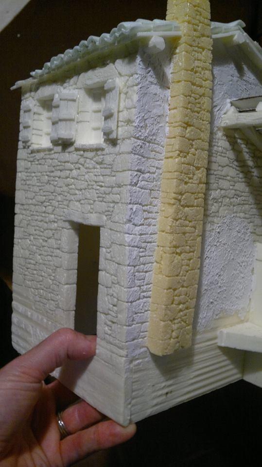 Le strutture architettoniche nel presepe videocorsi per for Programma per costruire case