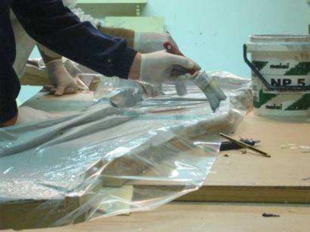 Creare acqua nel presepe videocorsi per diorami e presepi for Creare laghetto artificiale
