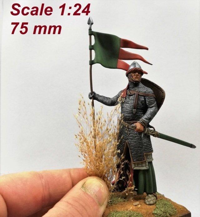 X10 bush jack crazy Bush miniature cornfields 1/4 cm