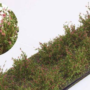 Buissons, herbe, plantes prêtes à l'emploi