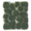Vallejo Scenery Wild Tuft – verde scuro taglia extra Large 12mm AV-SC427